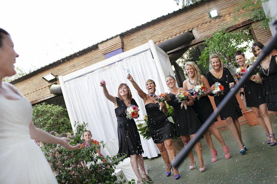 Una boda divertida en el Coto de Campamento con Ana y Jack - Cuatro Corazones Fotografía por Juanlu Corrales