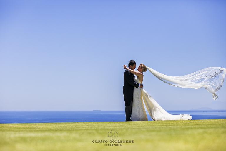 Boda en Algeciras y celebración en Alcaidesa Golf - Cuatro Corazones Fotografía por Juanlu Corrales