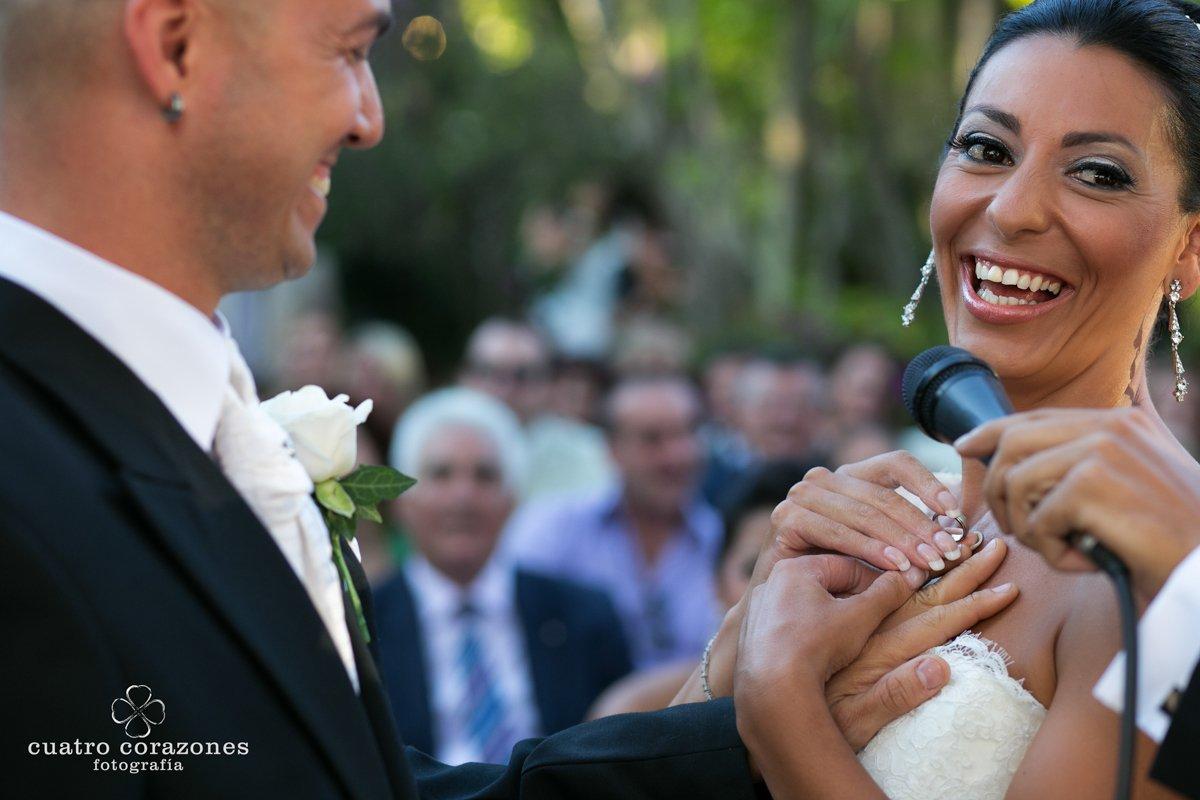 reportaje de boda en Gibraltar y San Roque en El Coto - Cuatro Corazones Fotografía por Juanlu Corrales