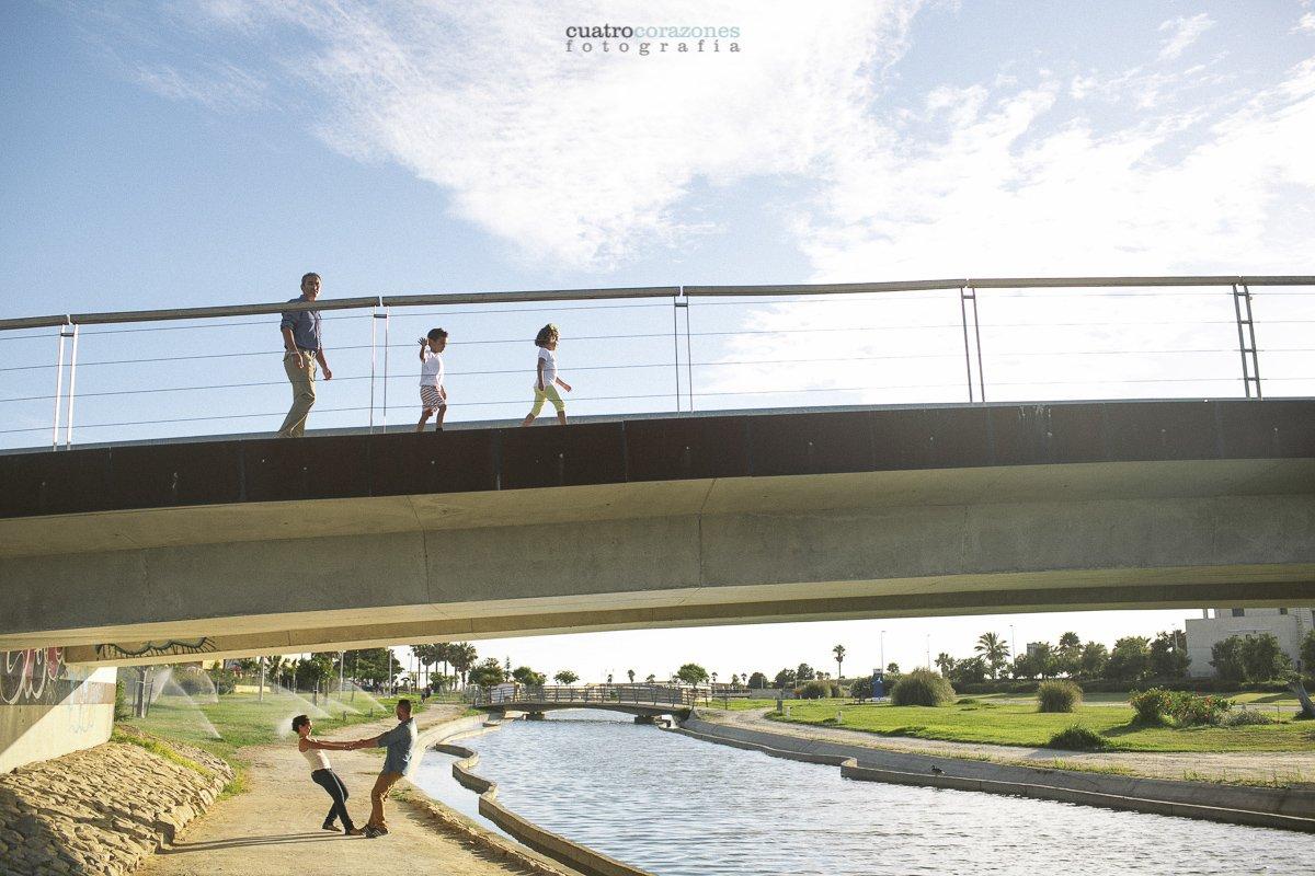 Preboda en Rota en Urbanización Costa Ballena - Cuatro Corazones Fotografía por Juanlu Corrales