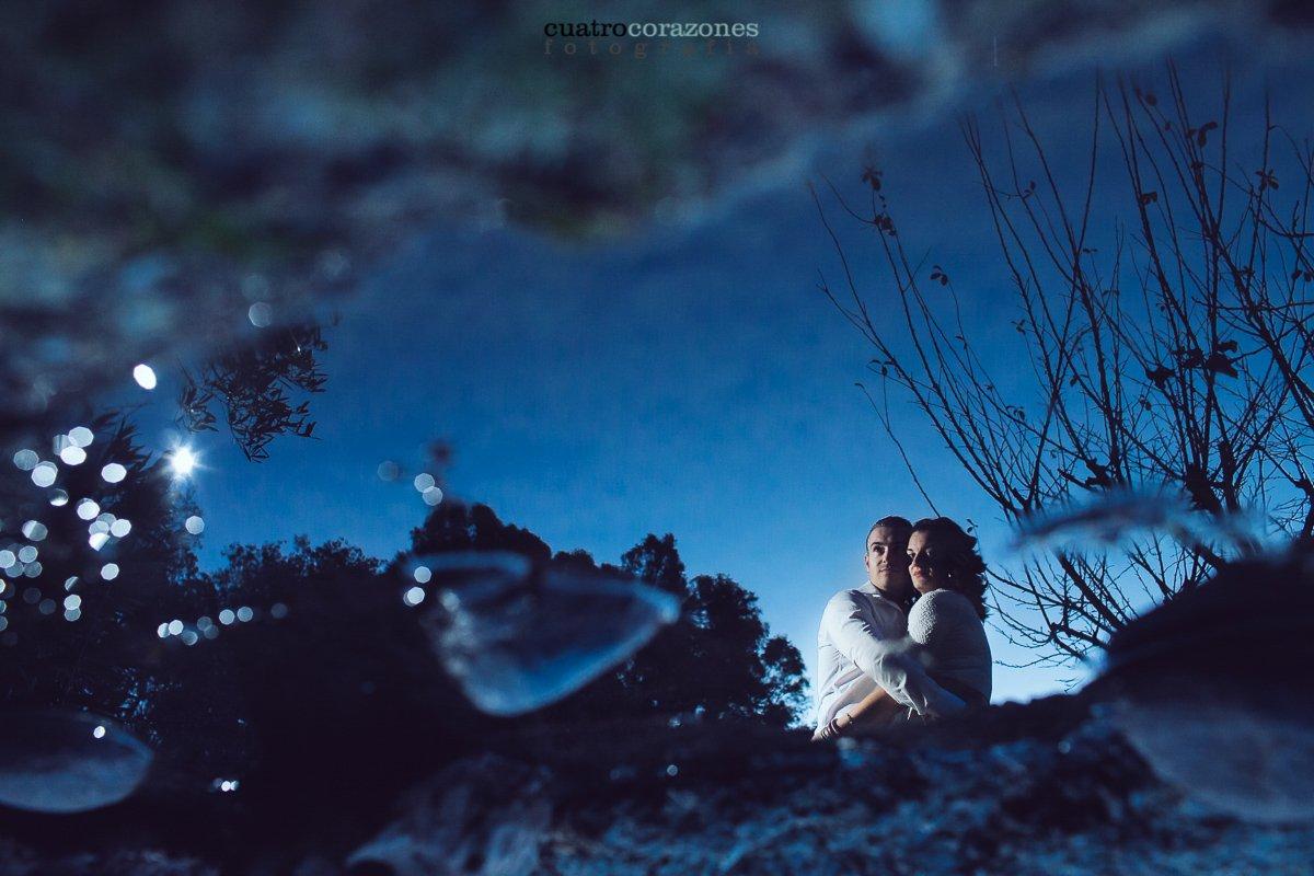 fotografía creativa de bodas en Cádiz - Cuatro Corazones Fotografía por Juanlu Corrales