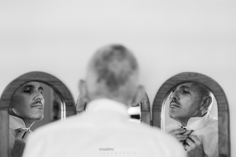 Boda en Hotel Castellar - Boda Gay con Fran e Ivan - Cuatro Corazones Fotografía por Juanlu Corrales