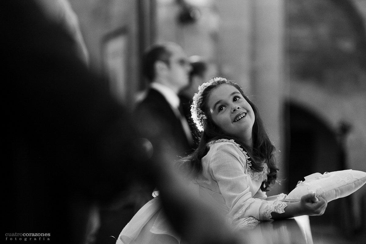 boda en Cordoba en el hotel La Judería, Palacio de Congresos de Cordoba e Iglesia de Santa Marina - Cuatro Corazones Fotografía por Juanlu Corrales