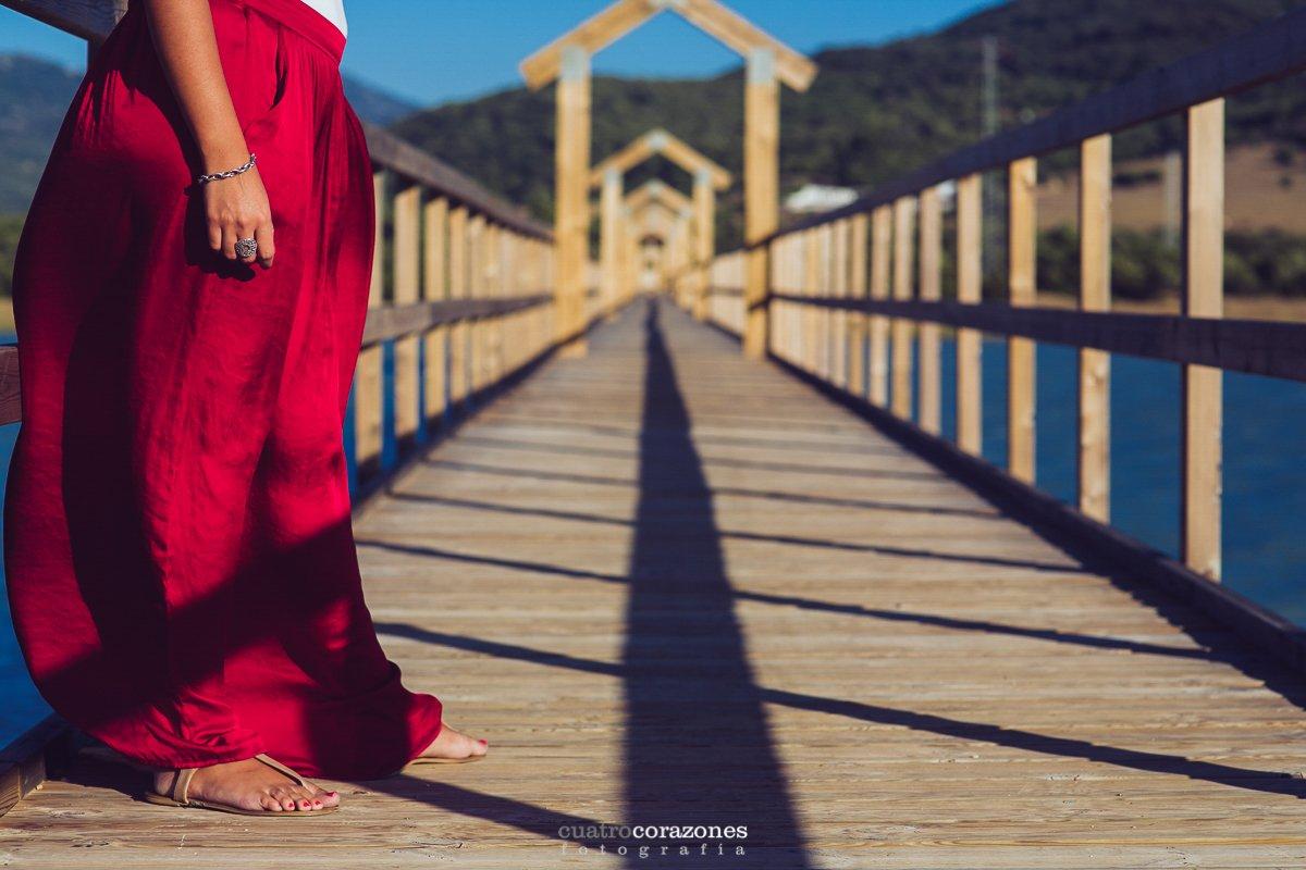 reportaje preboda en Manilva y Parque de los Alcornocales - Cuatro Corazones Fotografía por Juanlu Corrales