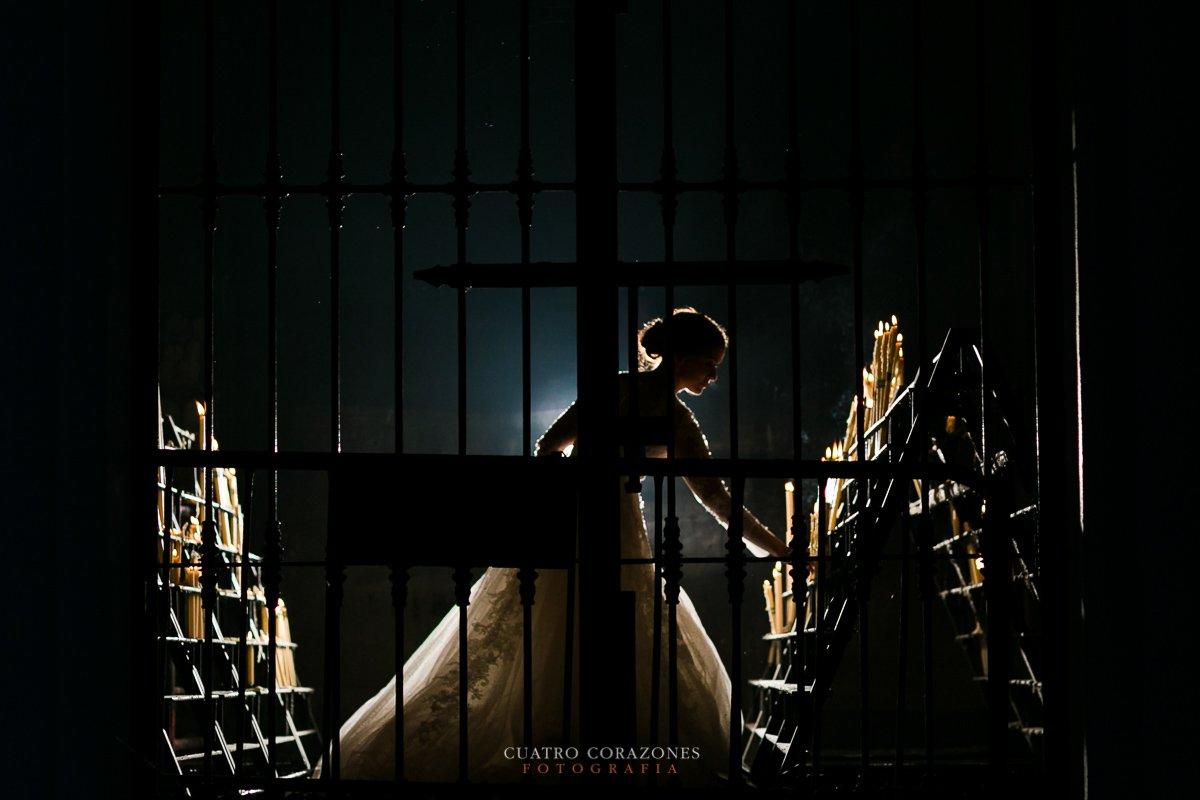 sesión fotográfica en el rocio - Cuatro Corazones fotografía por Juanlu Corrales