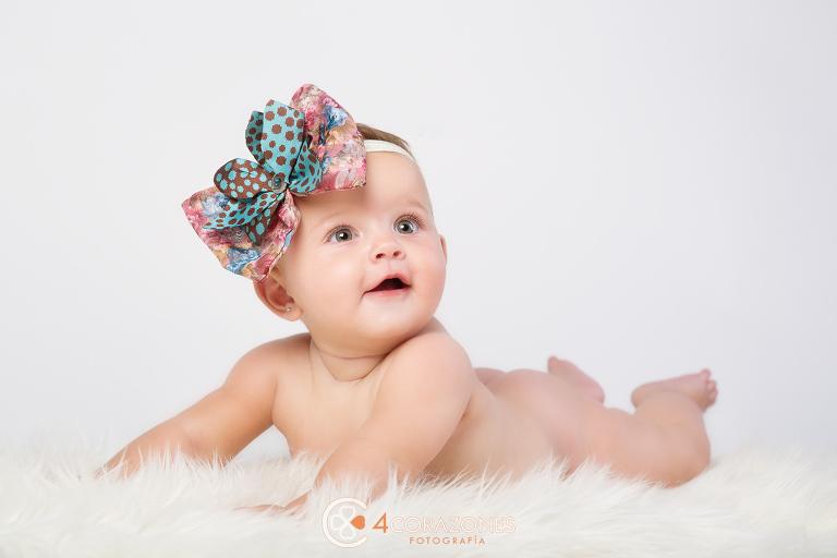 sesión fotografica infantil