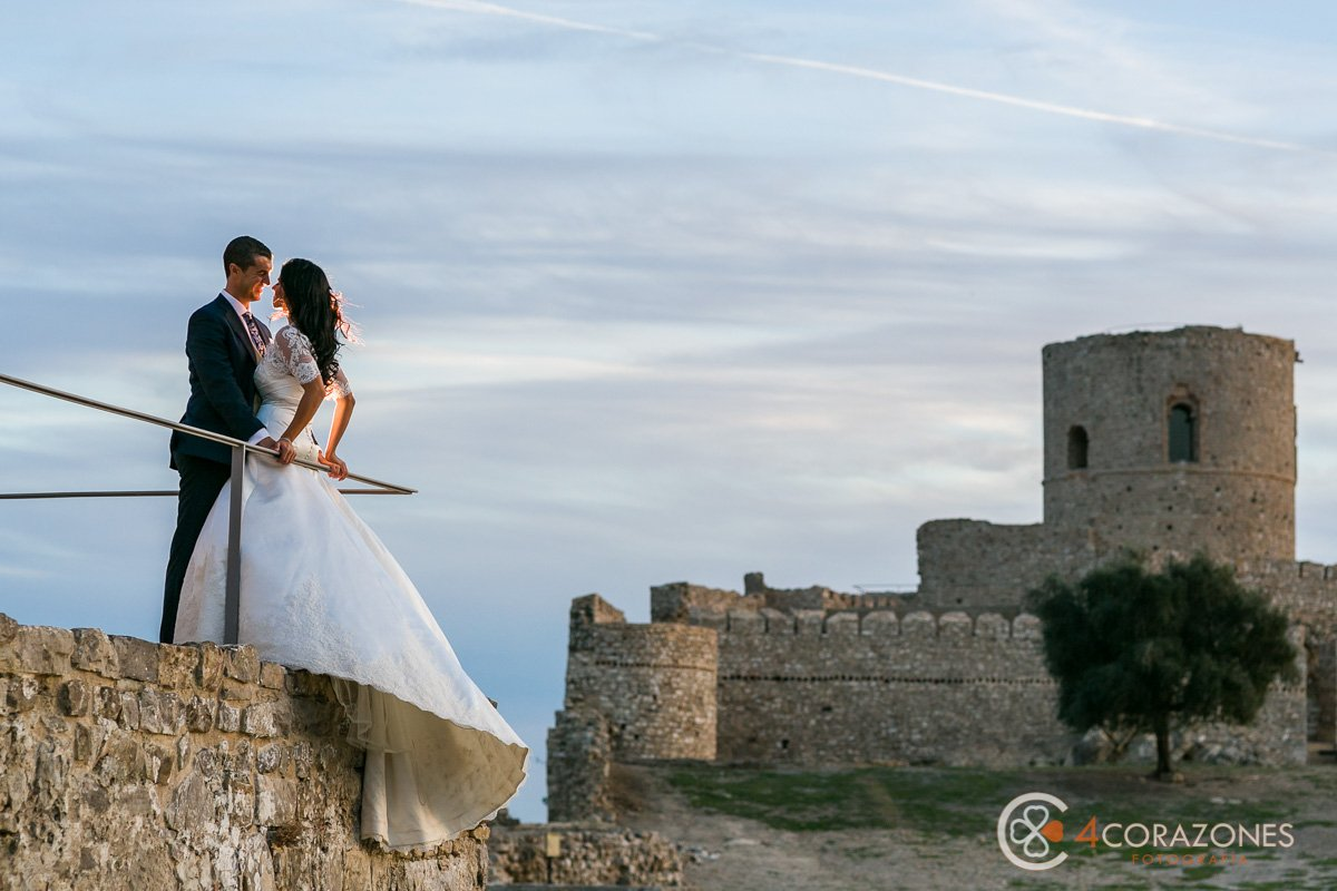 fotografía de boda en Algeciras en la finca El Campo con Julio y Verónica - Cuatro Corazones Fotografía por Juanlu Corrales