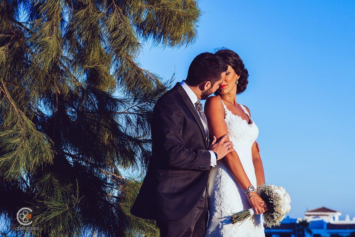 boda civil en alcaidesa