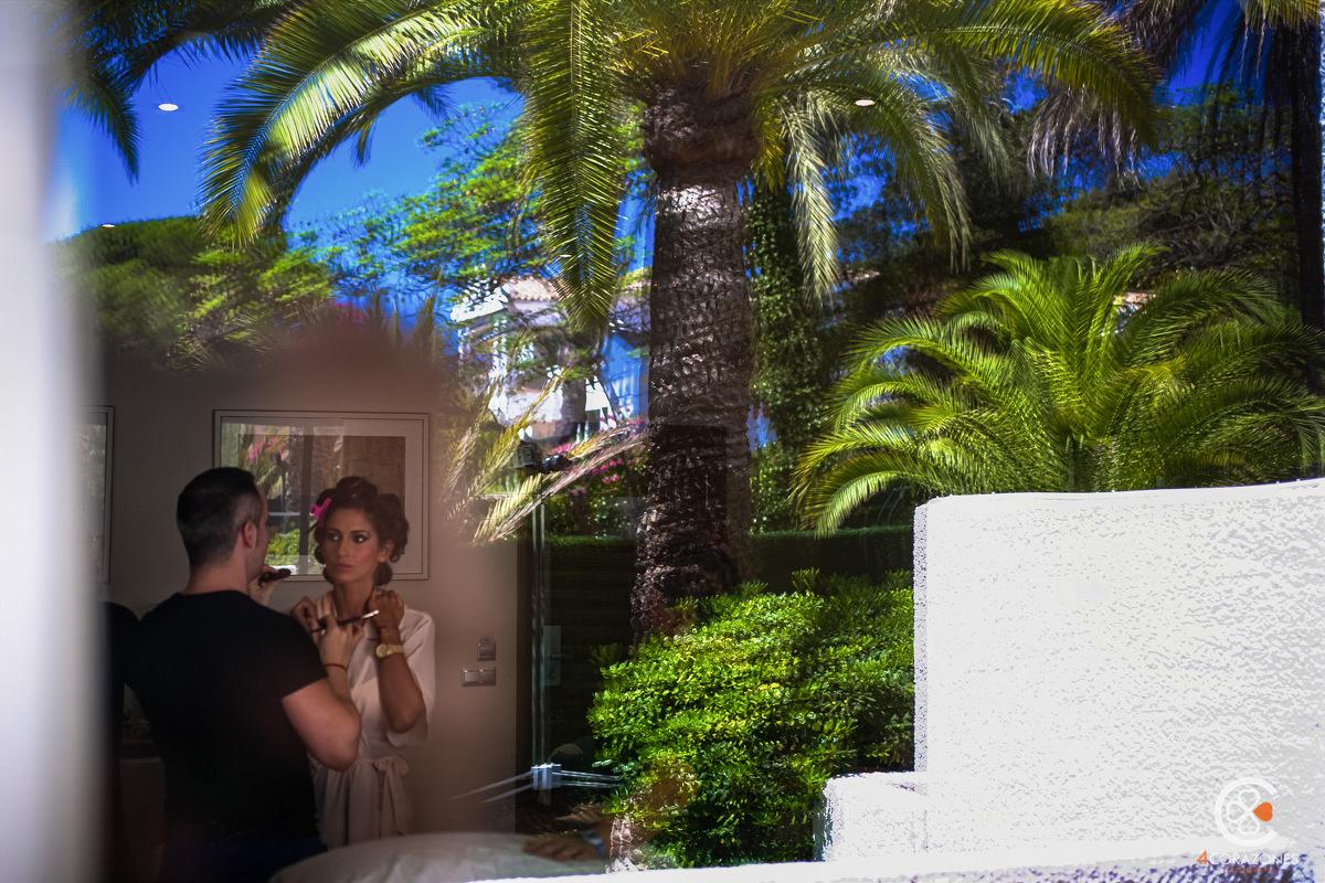 boda en hotel los monteros