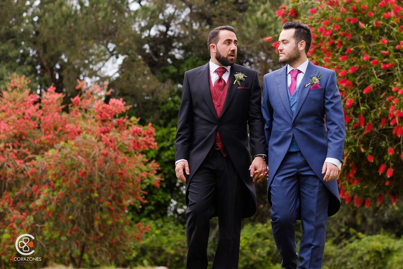 Boda gay en el hotel Guadacorte Park Fran y Manuel 037 cuatro corazones fotografia juanlu corrales
