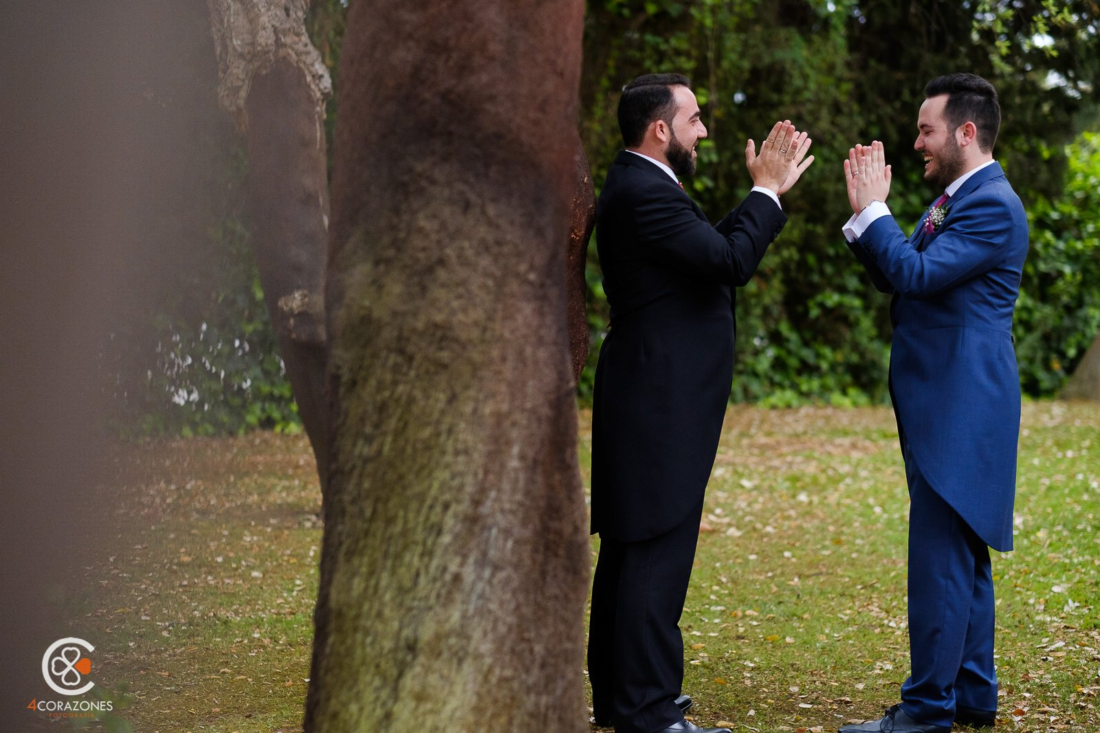 Boda gay en el hotel Guadacorte Park Fran y Manuel 042 cuatro corazones fotografia juanlu corrales