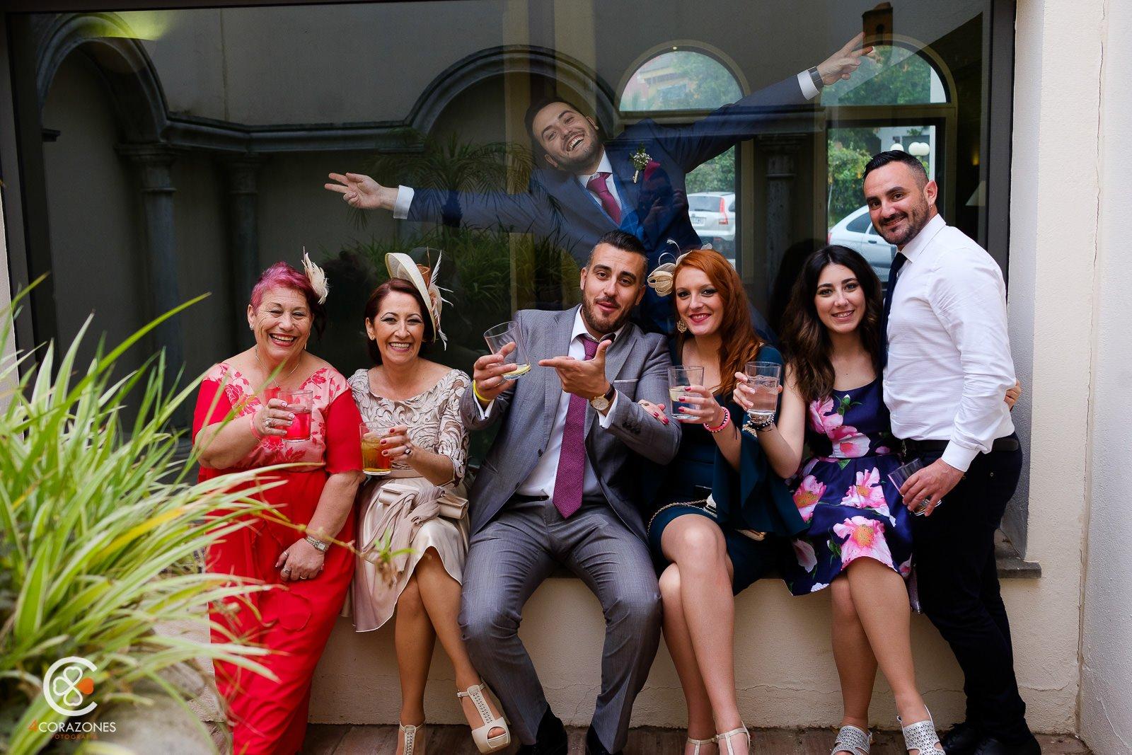 Boda gay en el hotel Guadacorte Park Fran y Manuel 044 cuatro corazones fotografia juanlu corrales