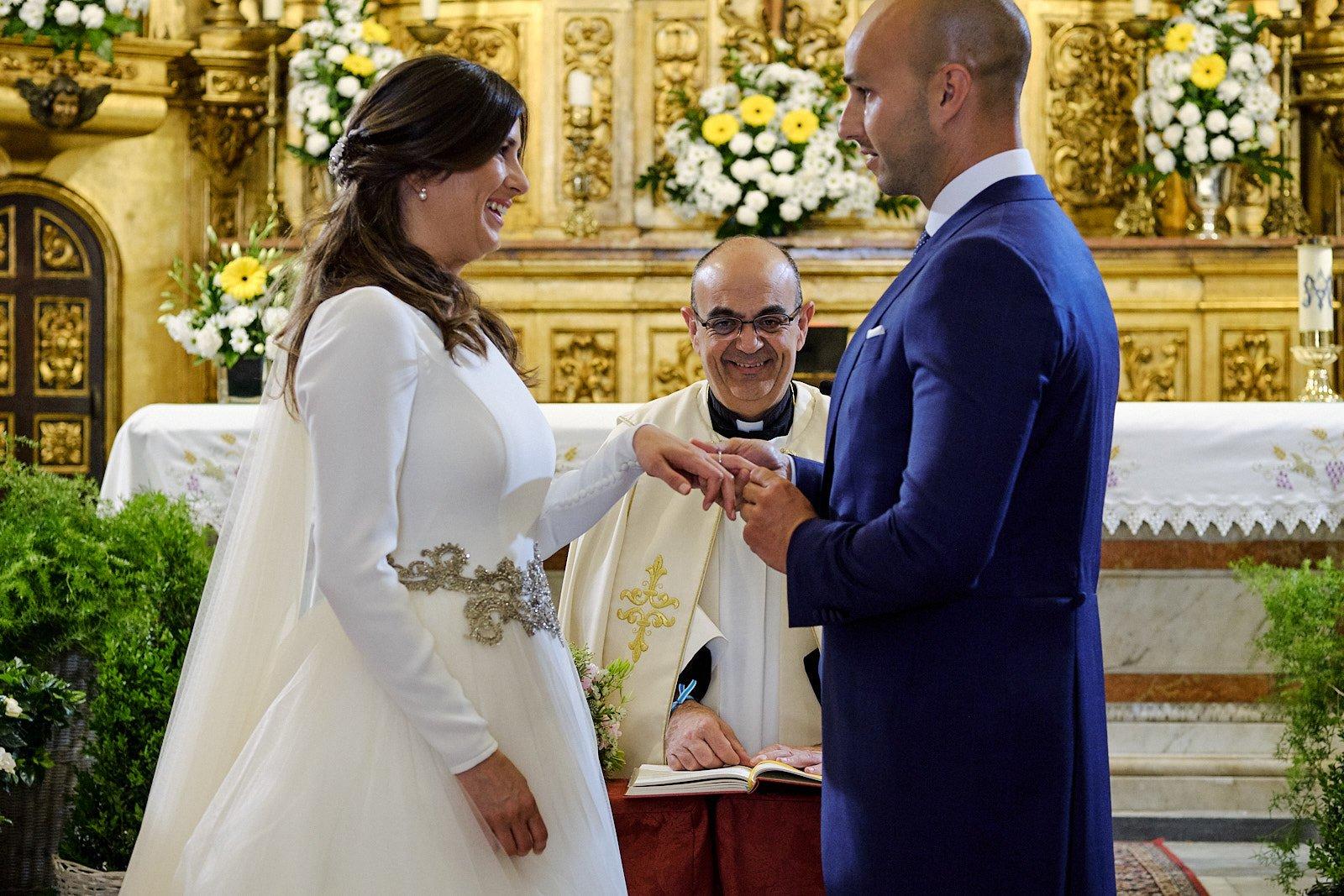 boda en la linea parroquia inmaculada