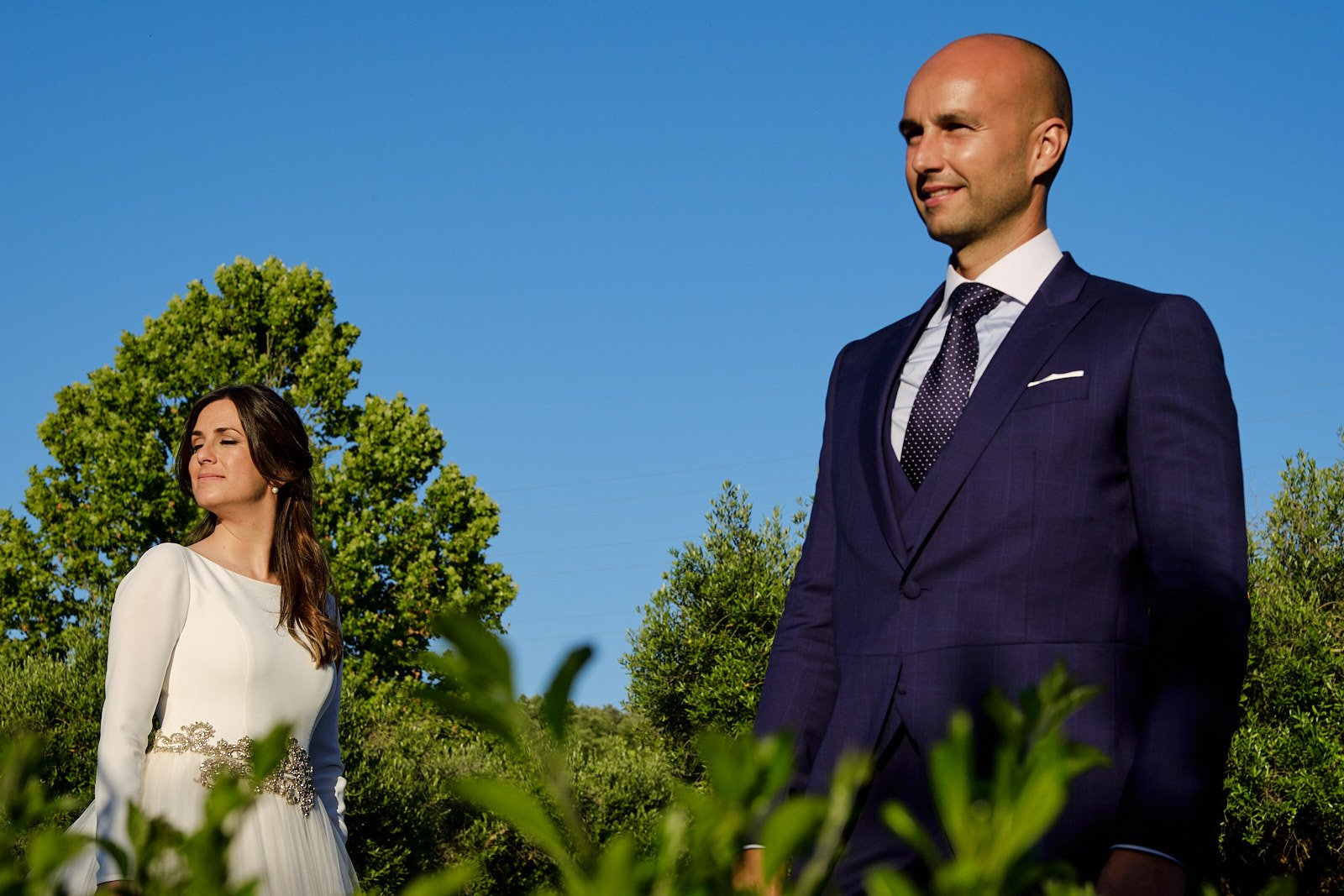 boda en el monasterio de san martín