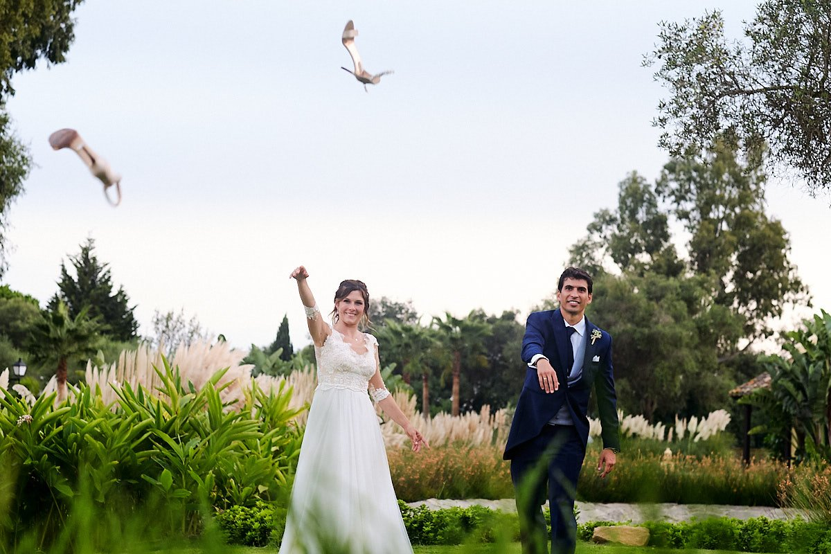 boda en hotel almenara sotogrande
