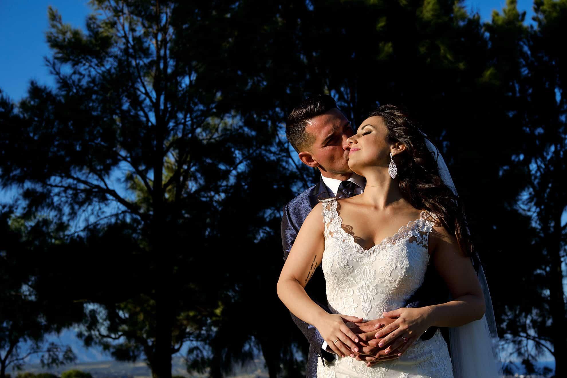 Reportaje de boda en san roque