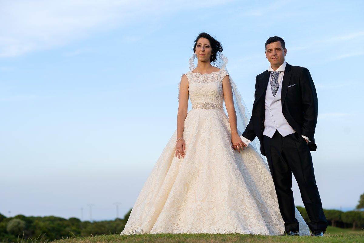 boda en Alcaidesa Golf San Roque
