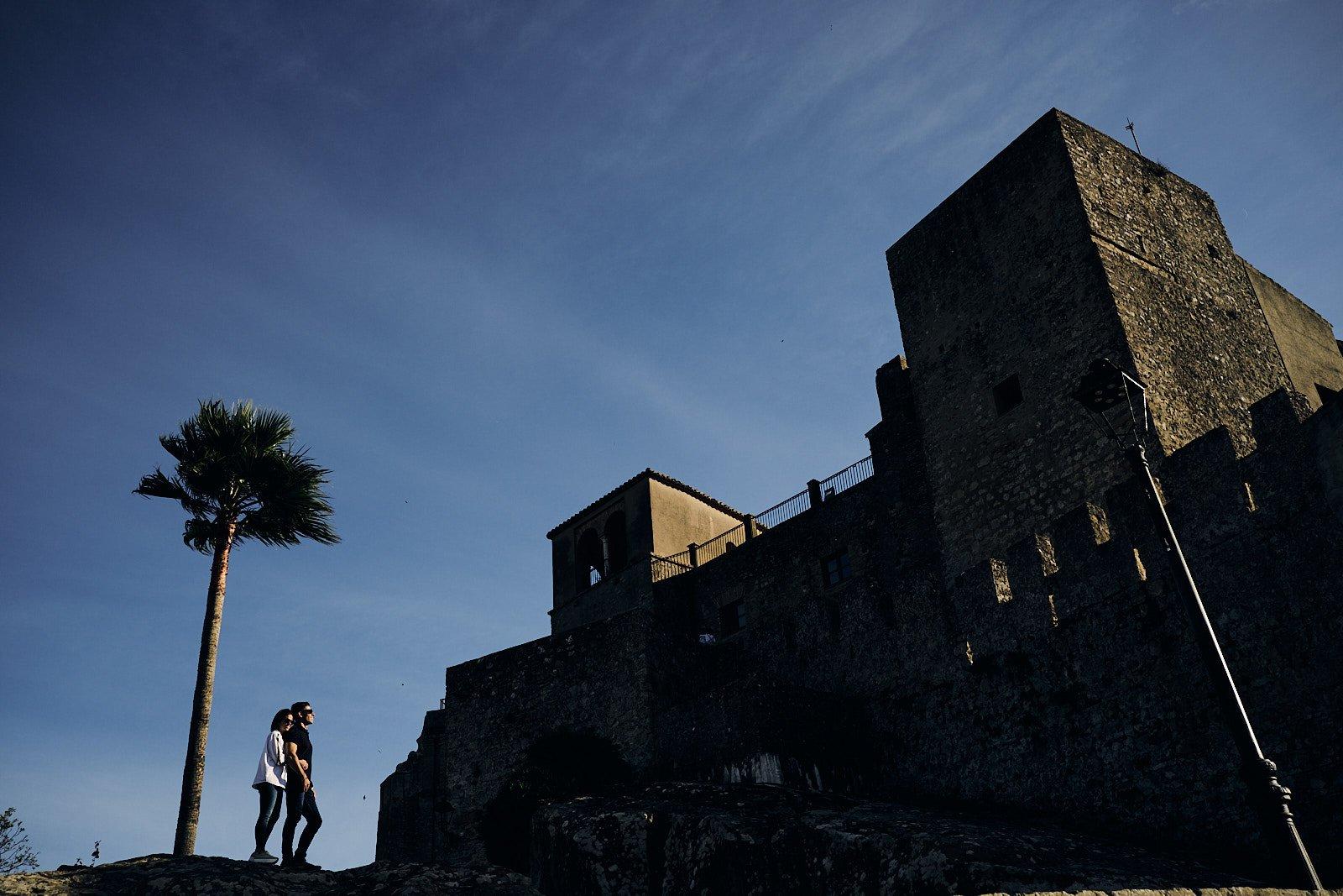 preboda en el castillo de castellar