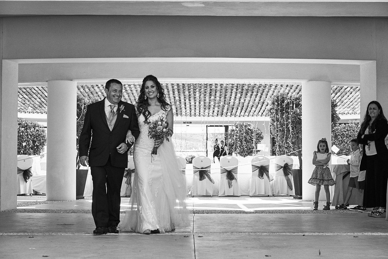 reportaje de boda en alcaidesa