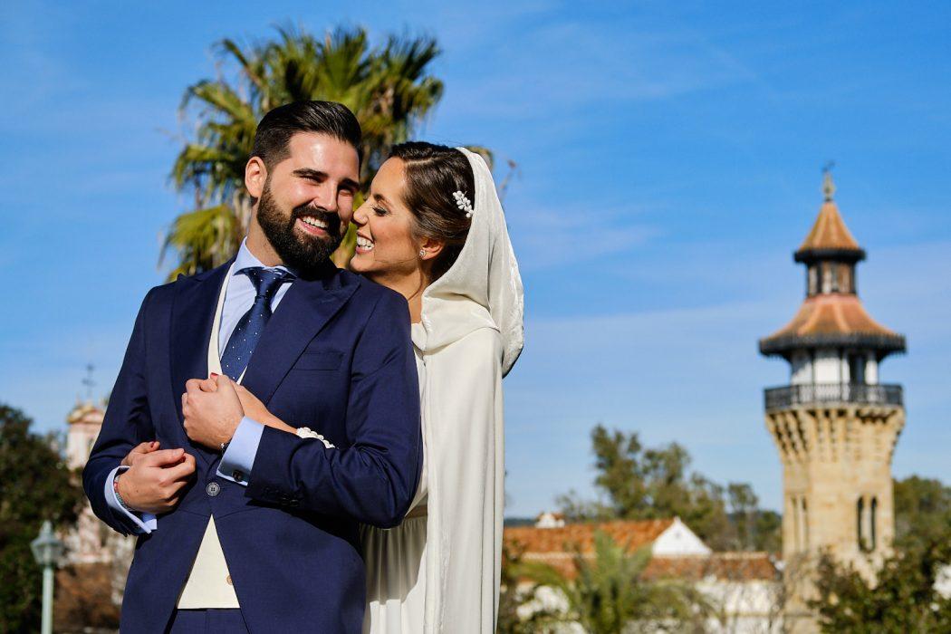 boda en hotel convento de la almoraima