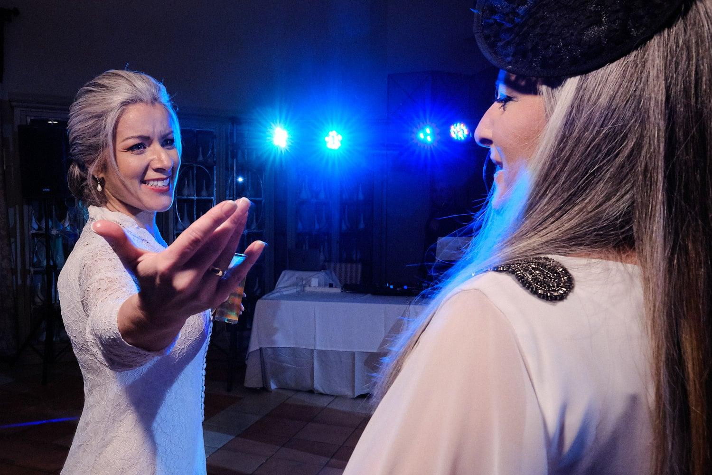boda en hotel castellar