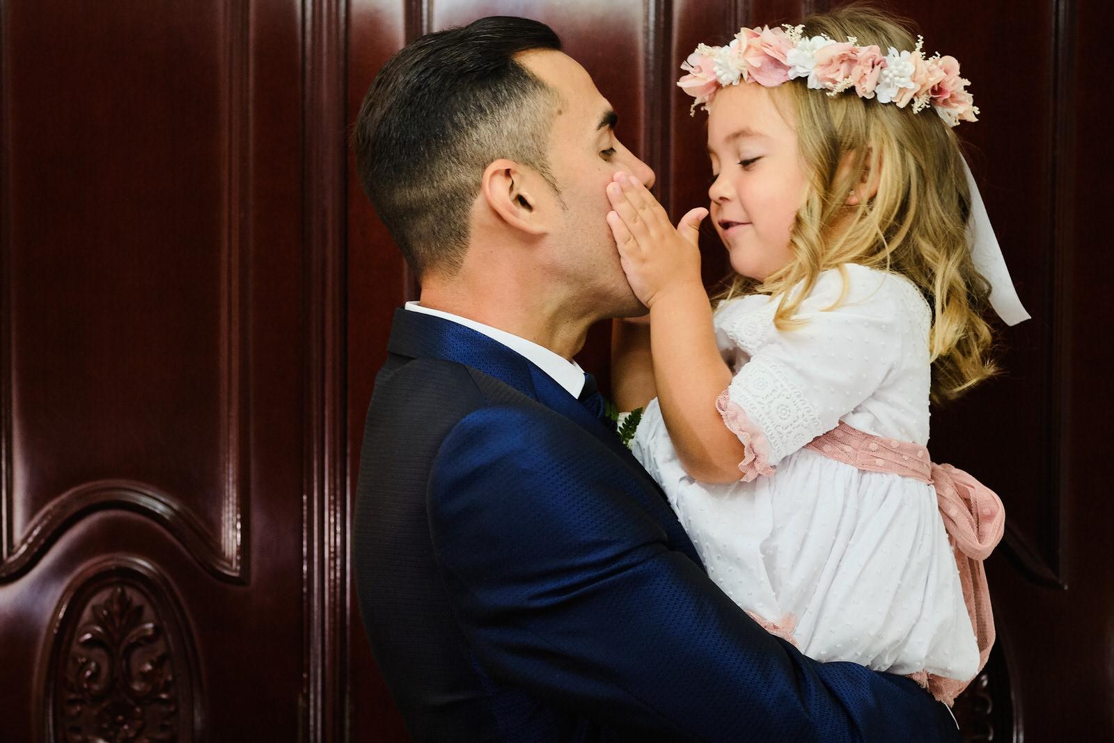 Los mejores momentos en la boda de Inés y Jaime