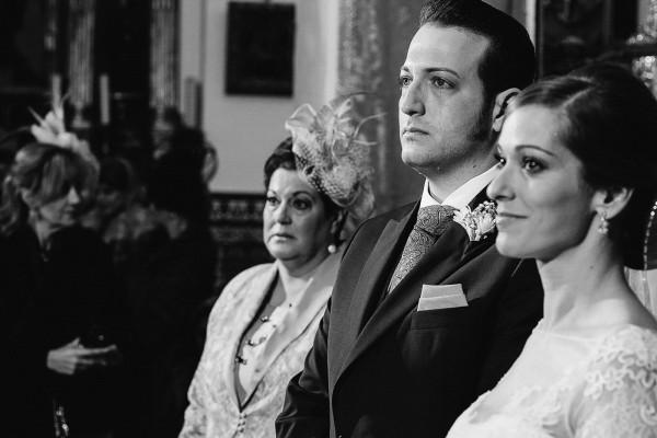 boda en La Linea Inmaculada Concepción