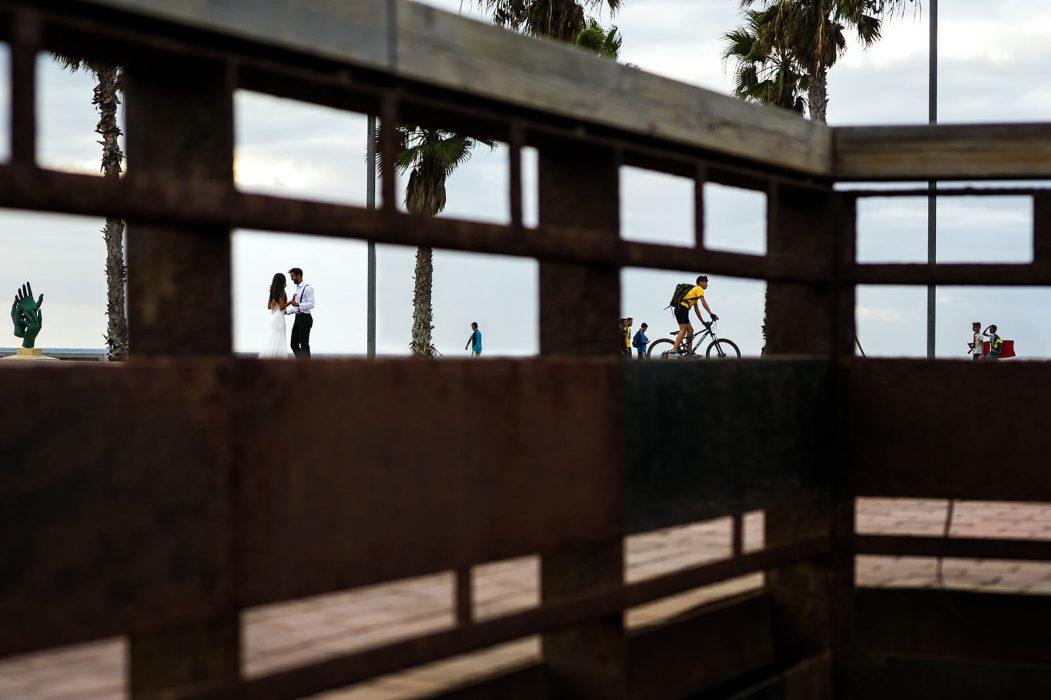 Postboda en Gran Canaria