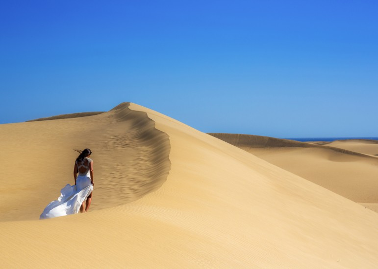 Postboda en Gran Canarias