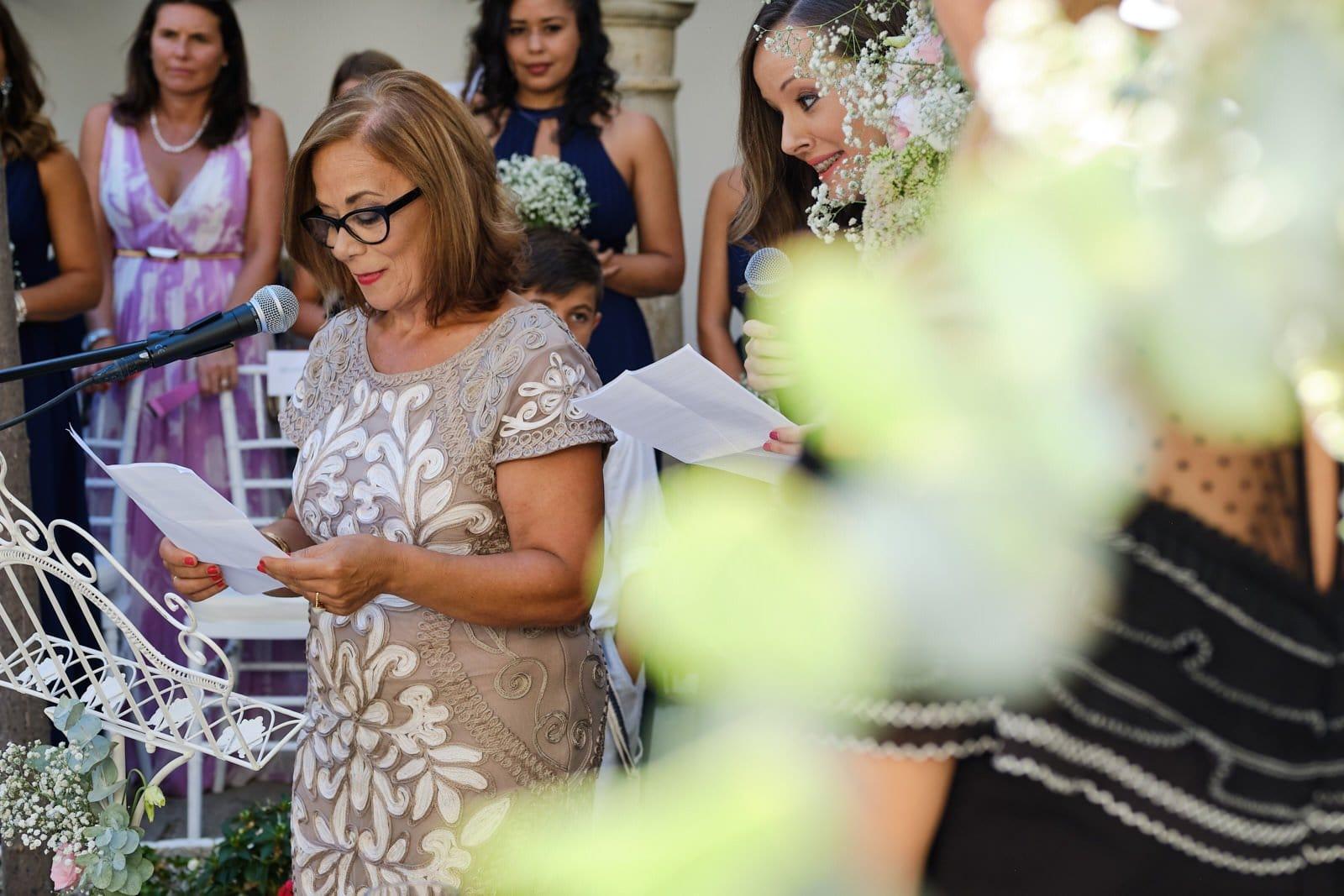 boda civil en Hotel La Almoraima