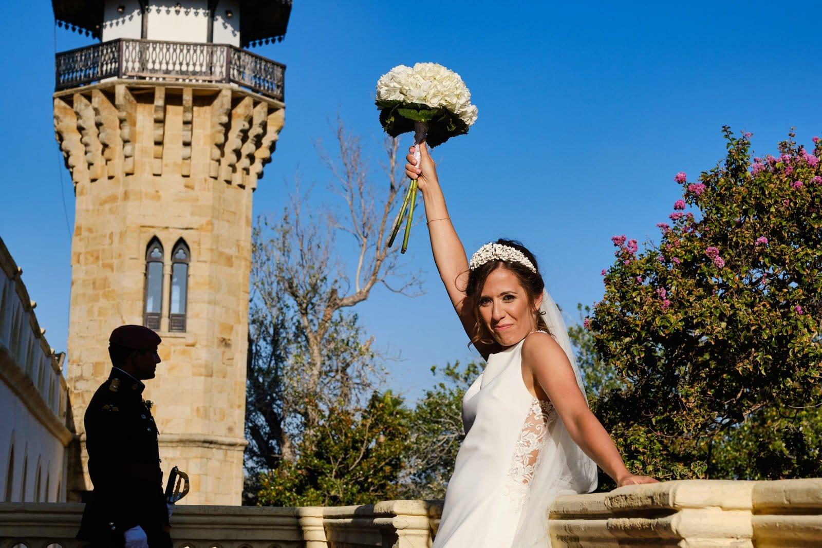 boda en el hotel convento la almoraima