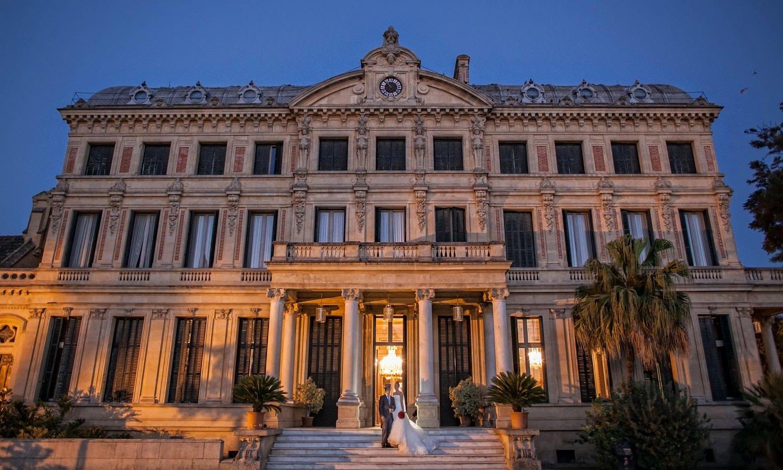 boda en jerez real escuela ecuestre