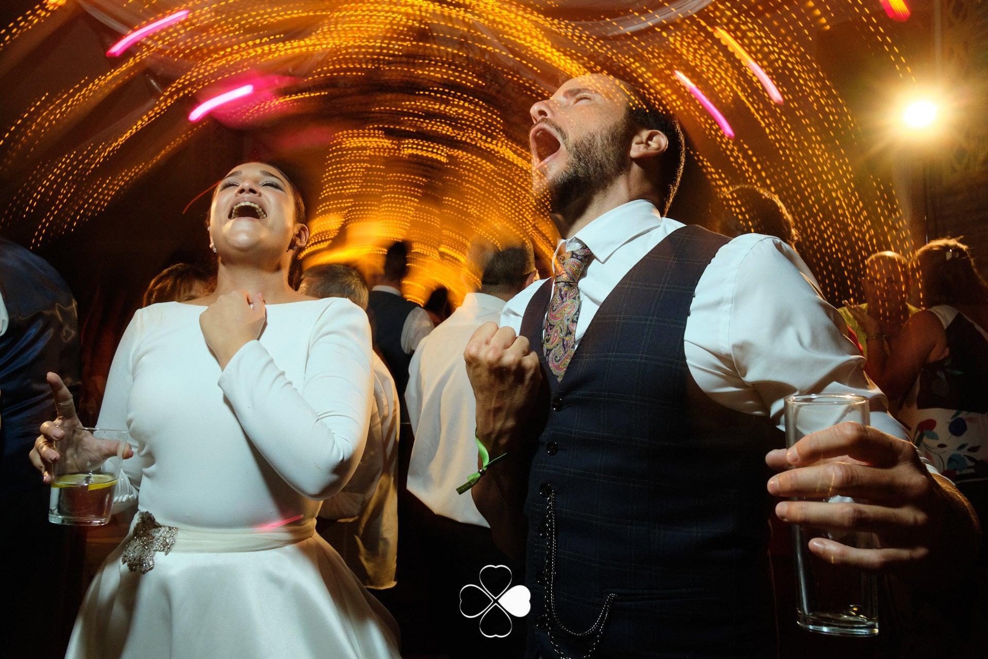 increíble boda en La Linea