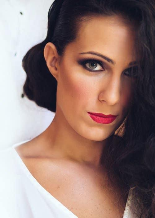 make up de novia
