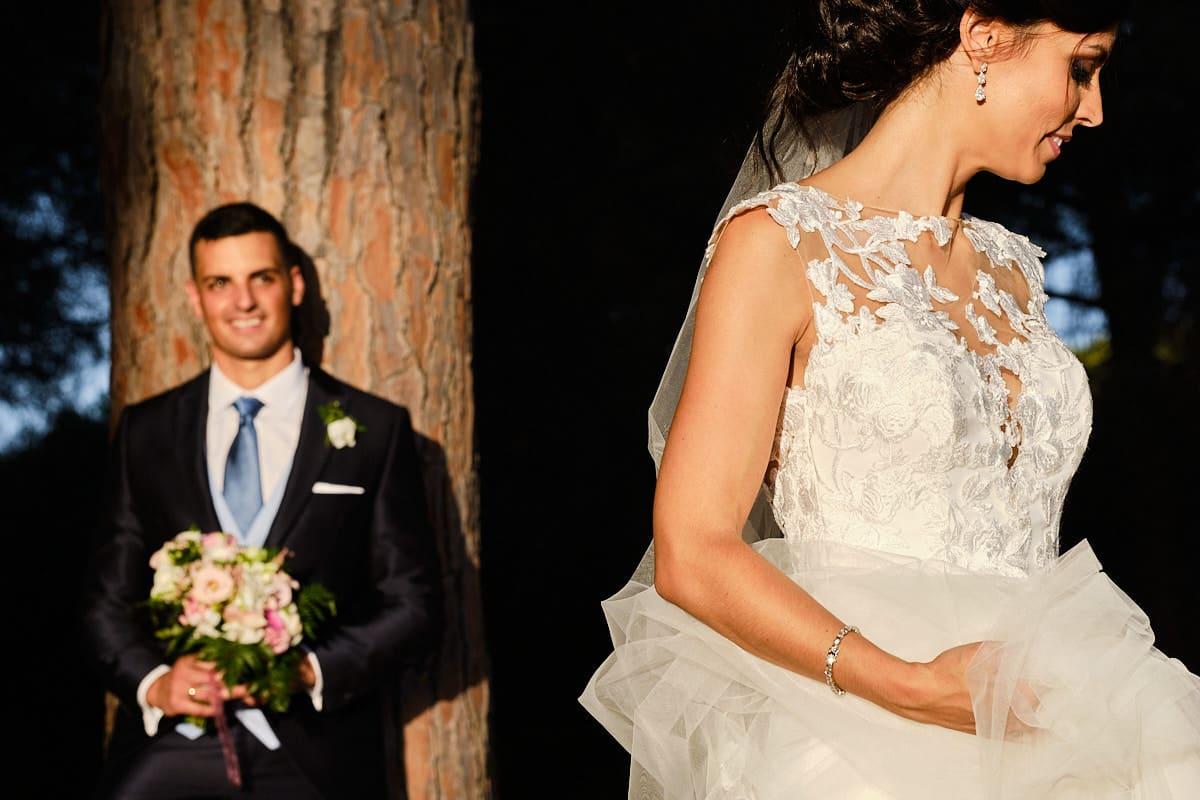 boda en el pinar del rey