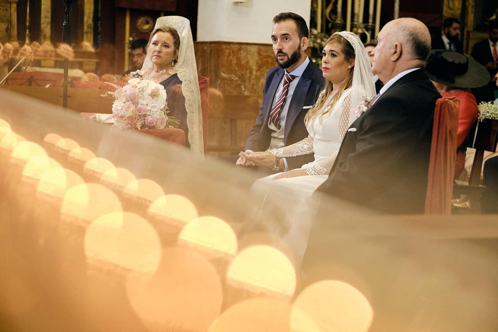 boda en la linea