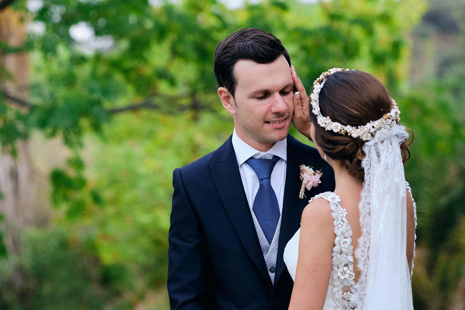 emocionante boda en la hacienda almoguera