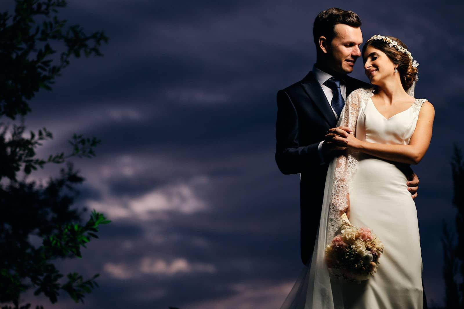 emotiva boda en la hacienda almoguera