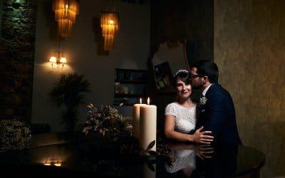 La boda en tiempos de pandemia de Irene y Juanjo.