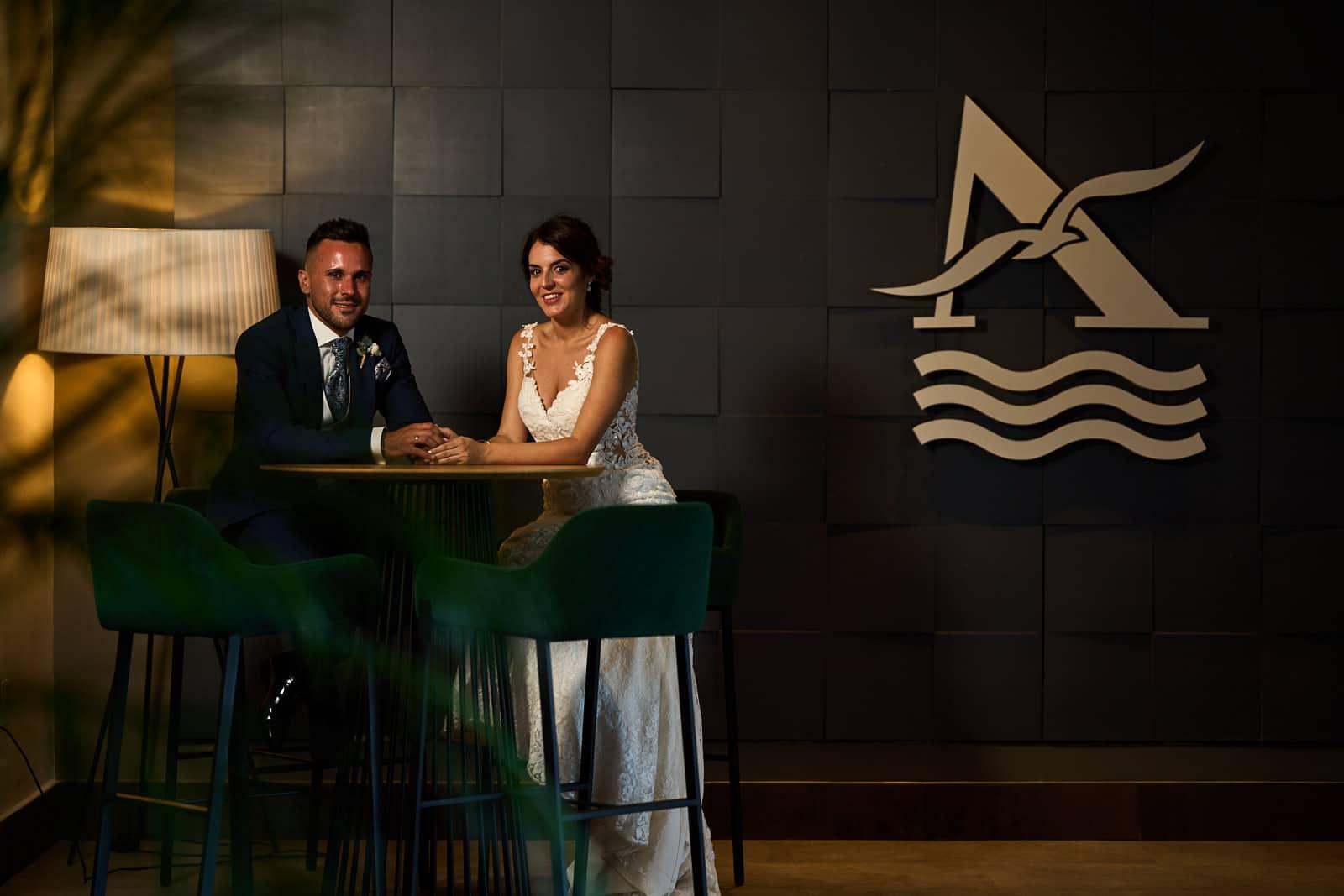 boda íntima en san roque