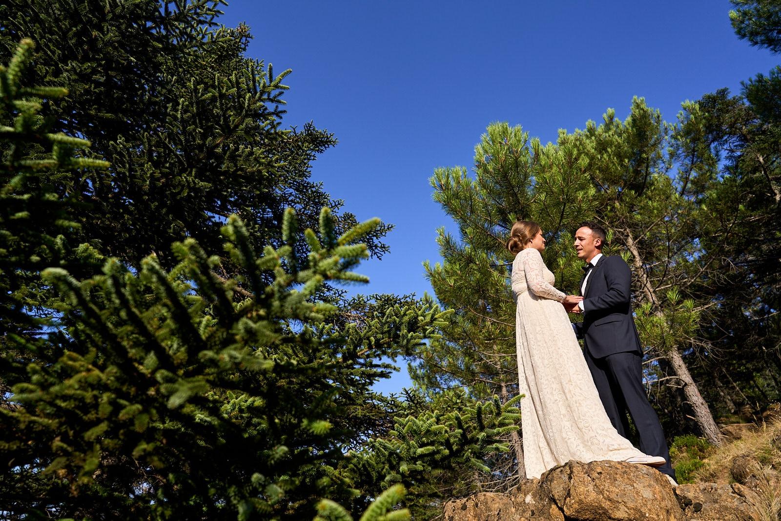 elopement en Estepona